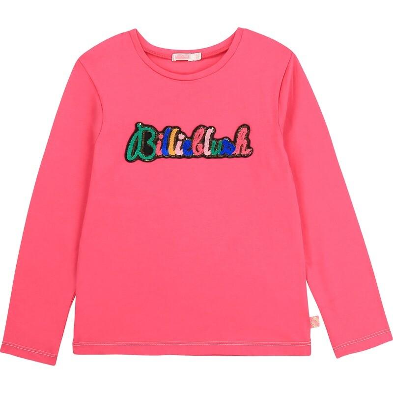 BillieBlush Pink T shirt