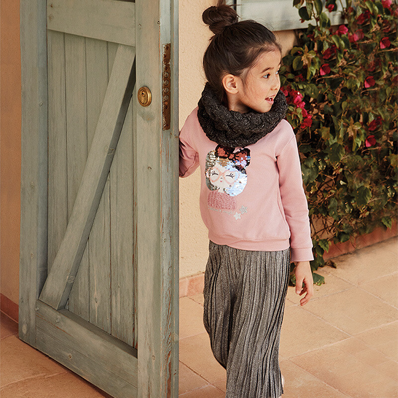 Mayoral Culotte trousers set for girl
