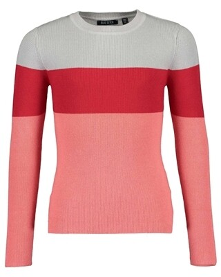 Blue Seven Teen  Girl Salmon Knitwear