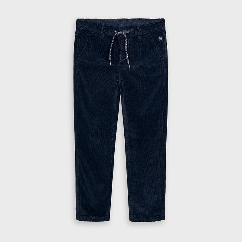 Mayoral Navy Corduroy trousers for boy
