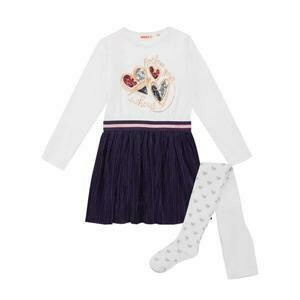 Ubs2 Girls Promotion Set Dress With Tights