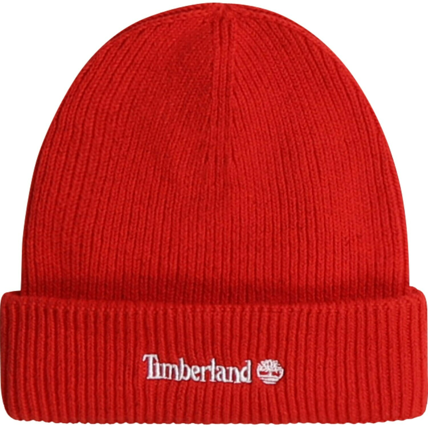 Timberland Red Pull on HAT