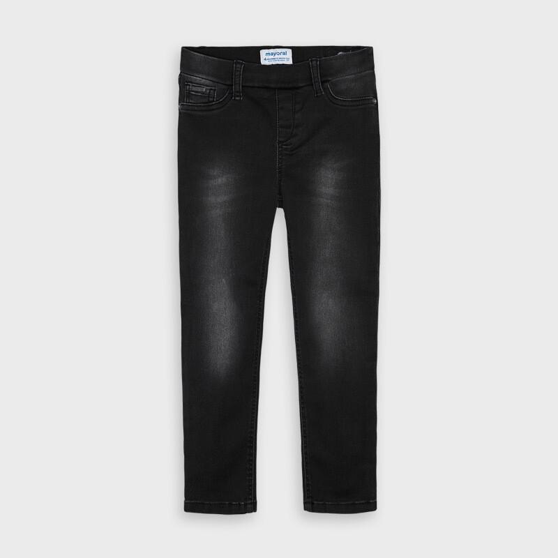 Mayoral Girl Skinny jeans Dark Denim