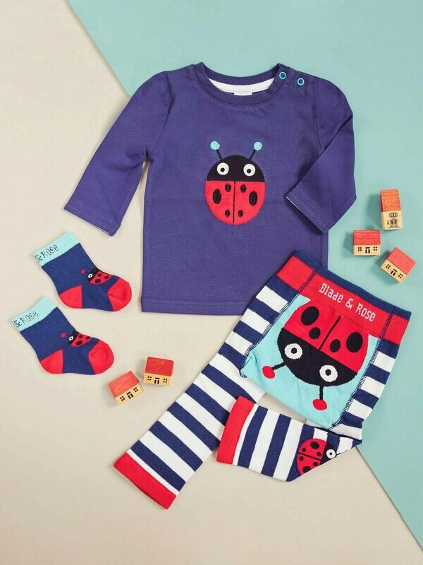 Blade & Rose LadyBird Top & Leggings Set