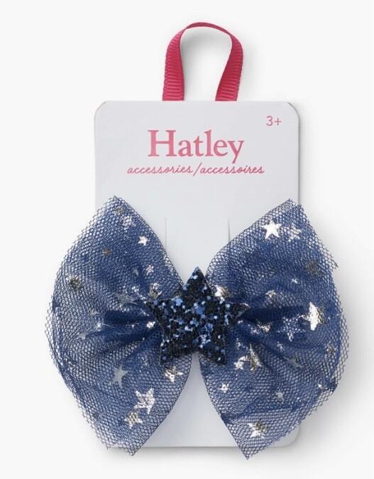 Hatley Hair midnight Stars Clip