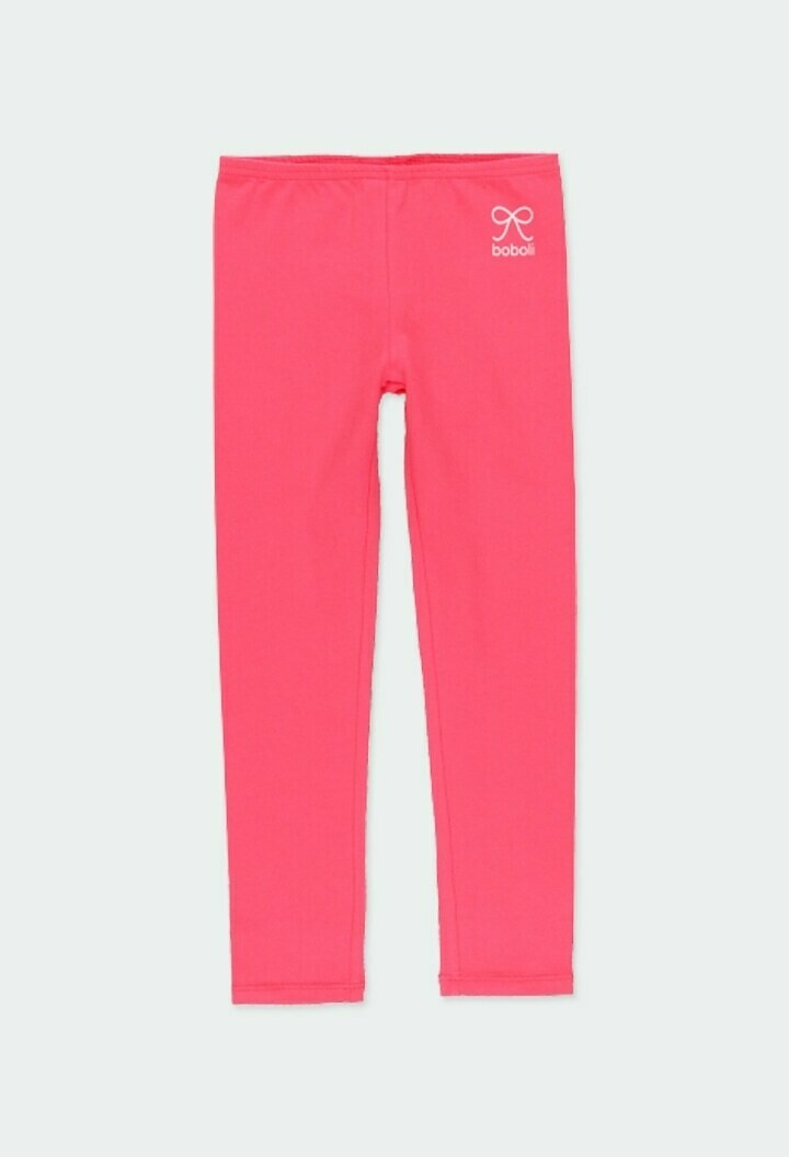 Boboli Girl Pink Leggings
