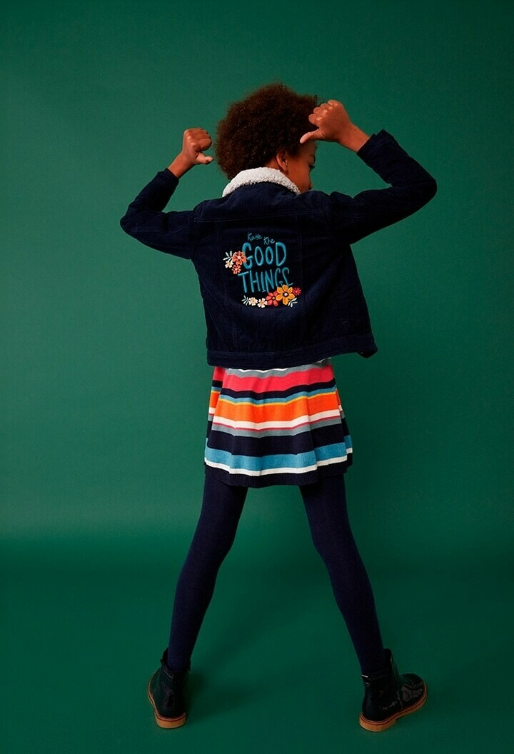 Boboli Girls Wind breaker