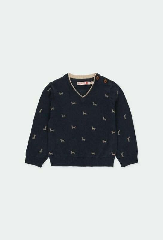 Boboli Baby Boy Knitwear pullover