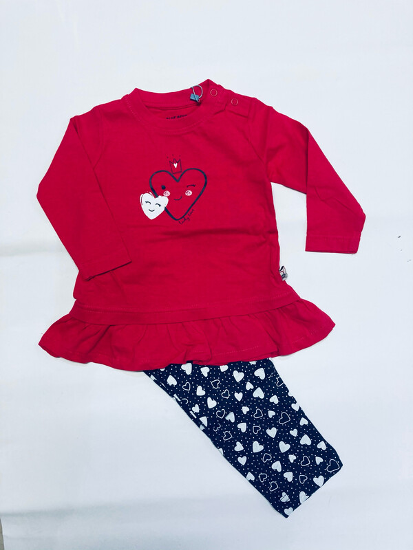 Blue Seven Baby Girls two piece Leggings Set