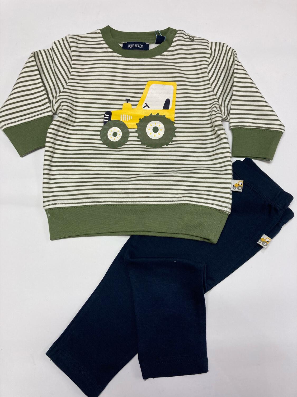 Blue Seven Baby Boy Track suit