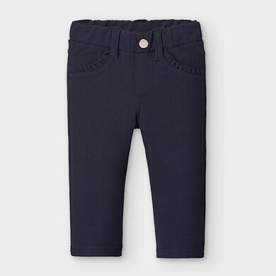 Mayoral Baby Girl Skinny Trouser