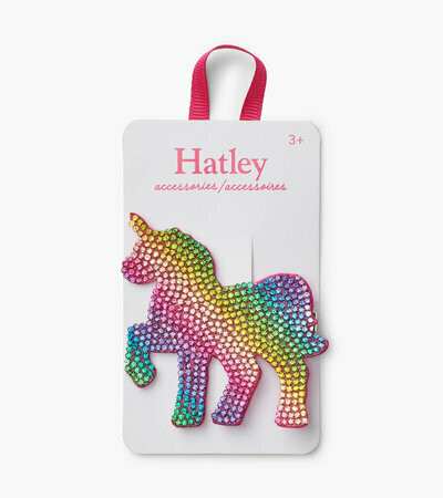 Hatley Sparkling Unicorns Hair Clip