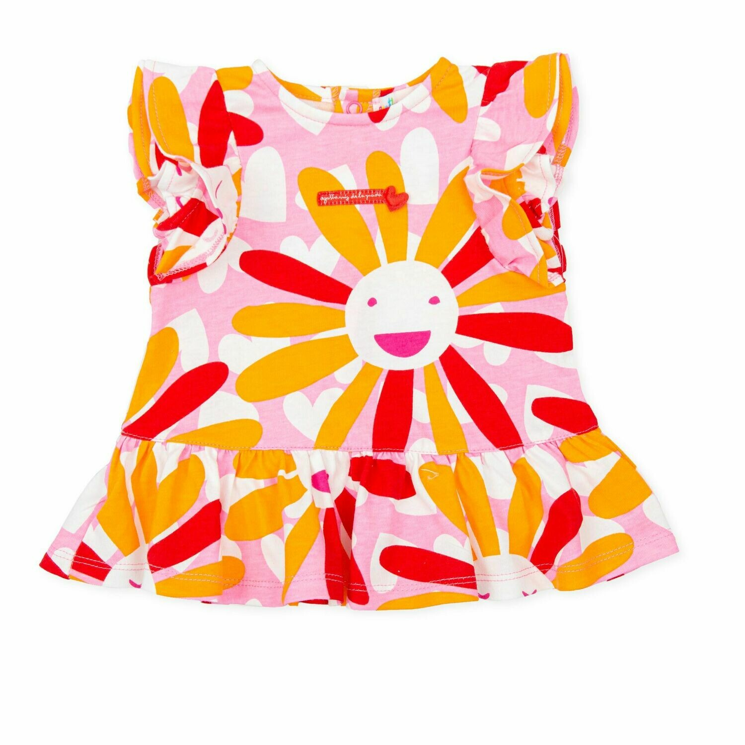Agatha Ruiz De La Prada Baby Girls Multicoloured Dress