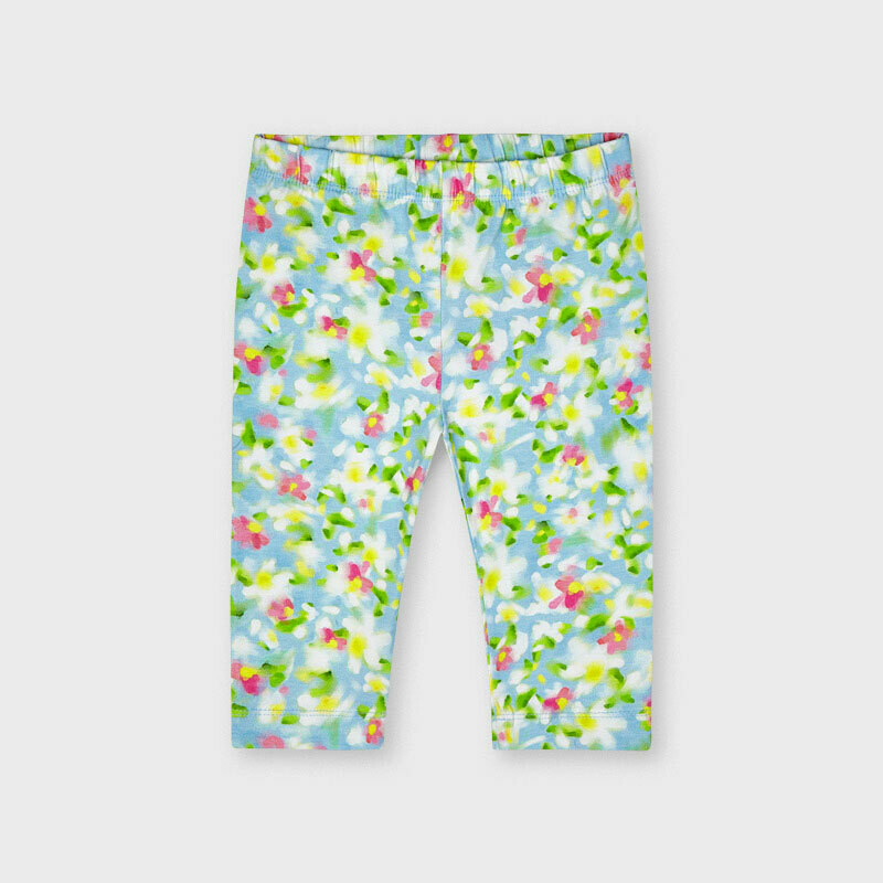 Mayoral Girls ECOFRIENDS print leggings