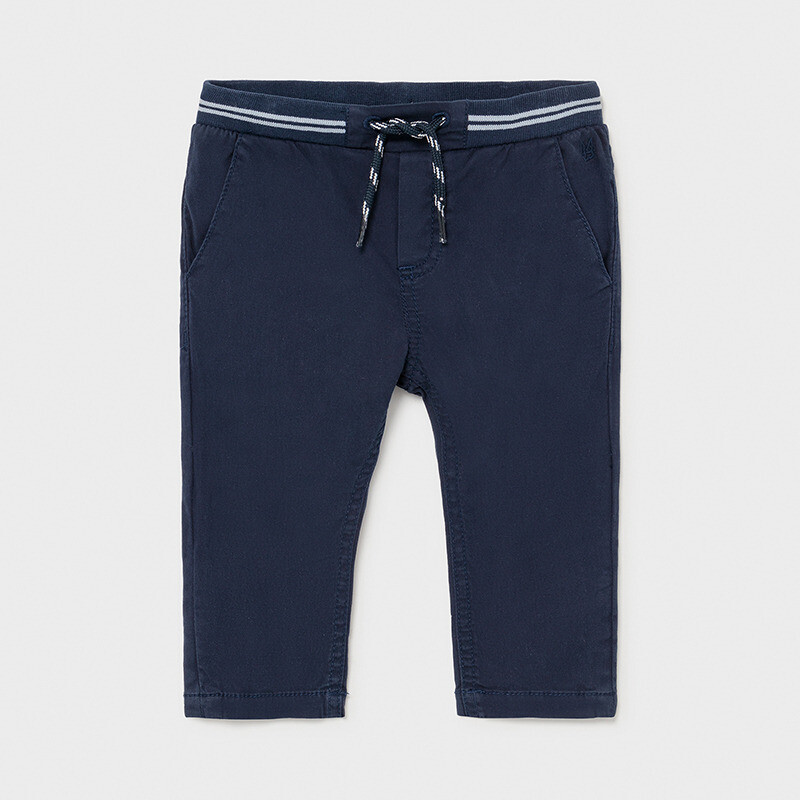 Mayoral Baby Boy Trousers Navy