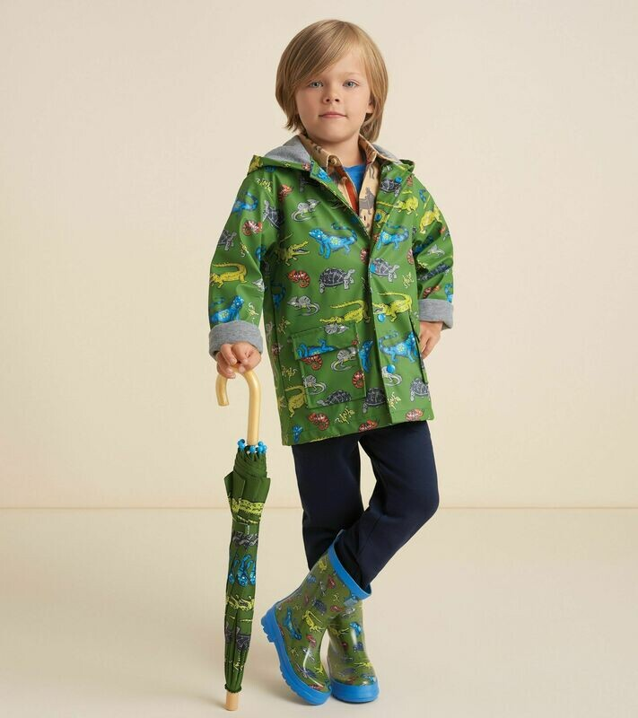 Hatley BoysAquatic ReptilesRaincoat