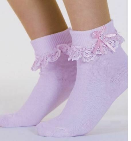 Country Kids Venice with pearl frill Sock