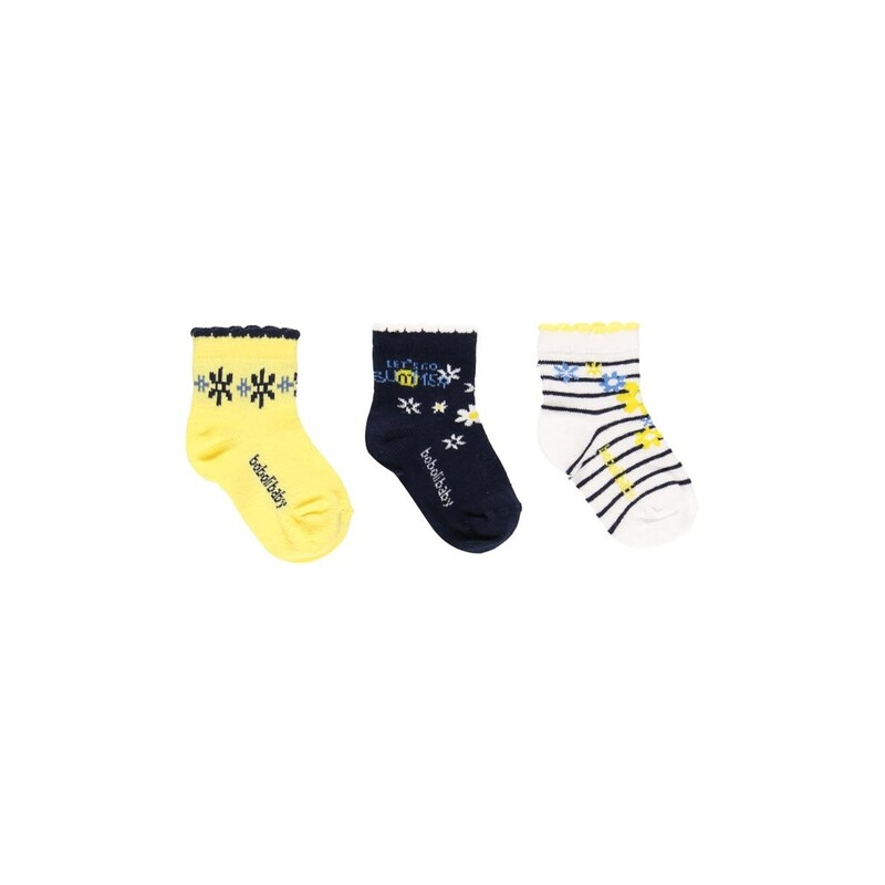 Boboli Mini Girls PACK OF 3 SOCKS