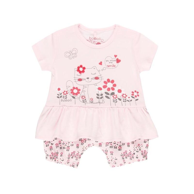 Boboli Baby GIRLS 1 Piece Play suit