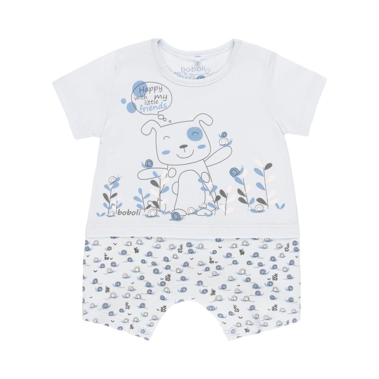 Boboli Baby Boys 1 Piece Play suit