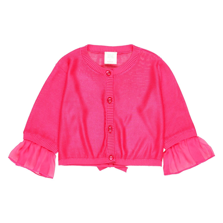 Boboli Teen Girls Jacket Cerise Pink