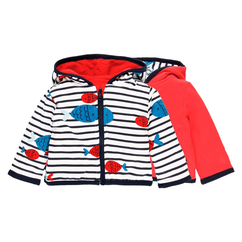 Boboli Baby Reversible Coat