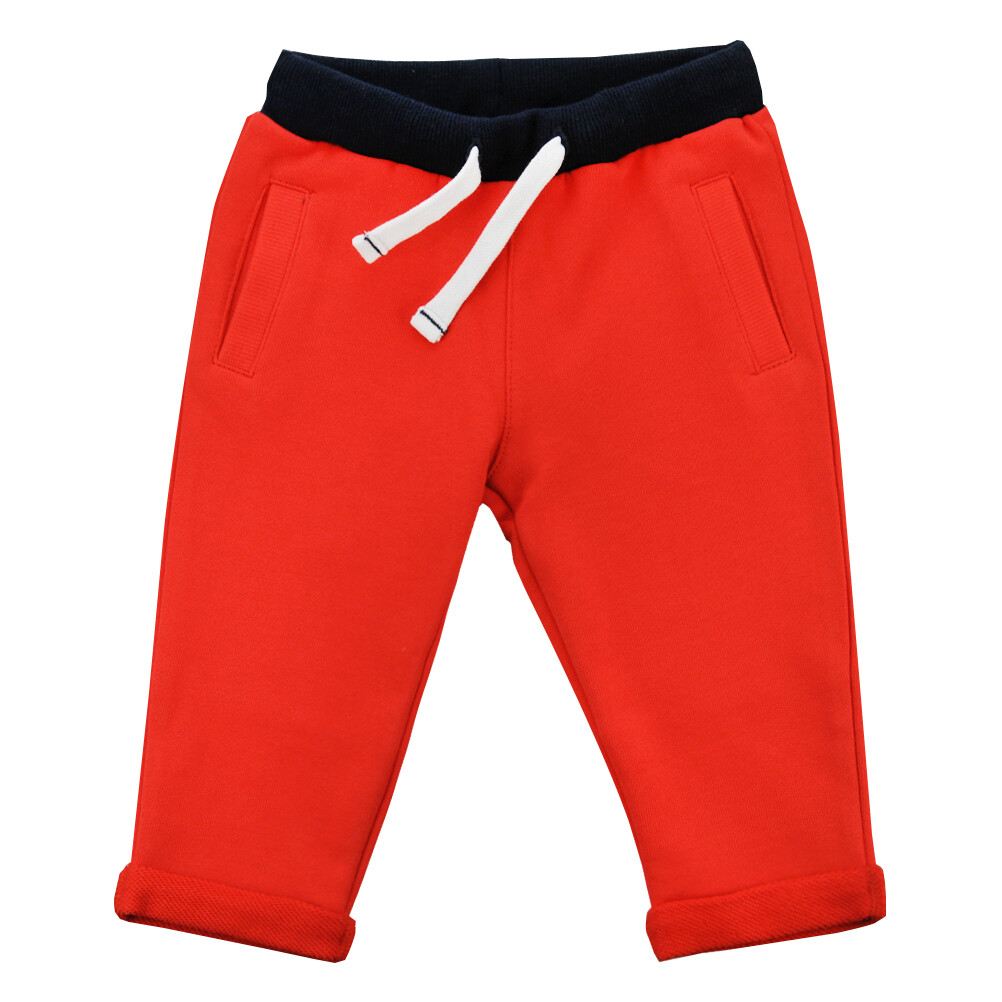 Weekend a La Mer STANFORD Track Bottoms Red
