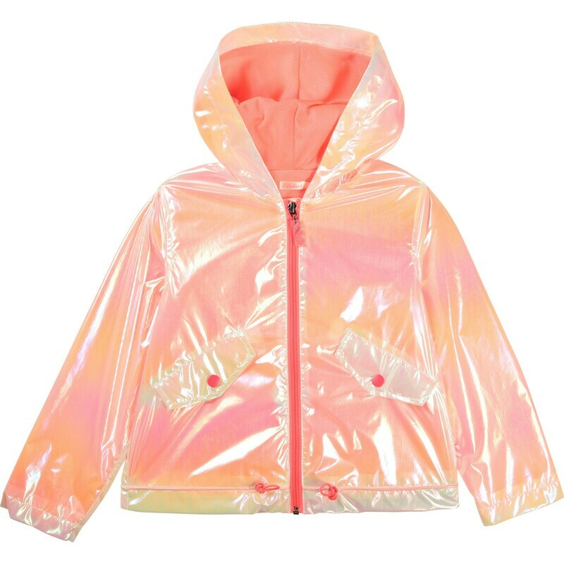 ​BillieBlush Hooded WindBreaker Jacket for Girls