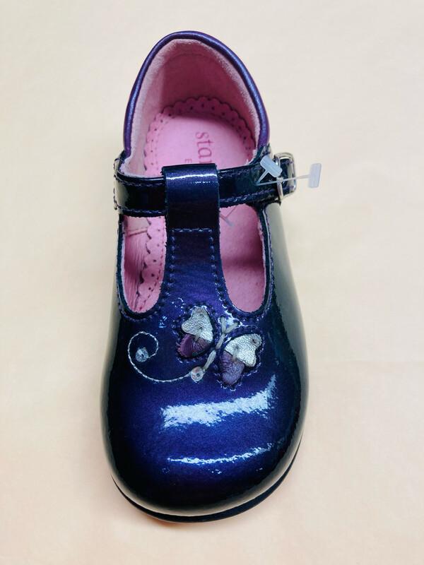 Start-rite Girls Purple shoe