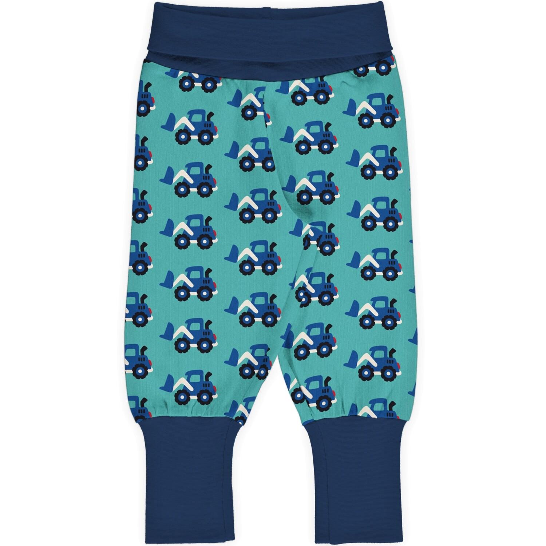 MAXOMORRA Loader Pants Cuffed
