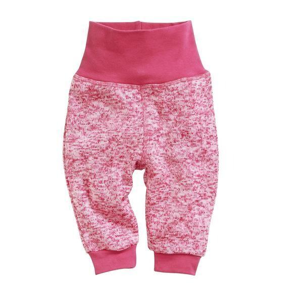 Soft Fleece baby Trouser Pink