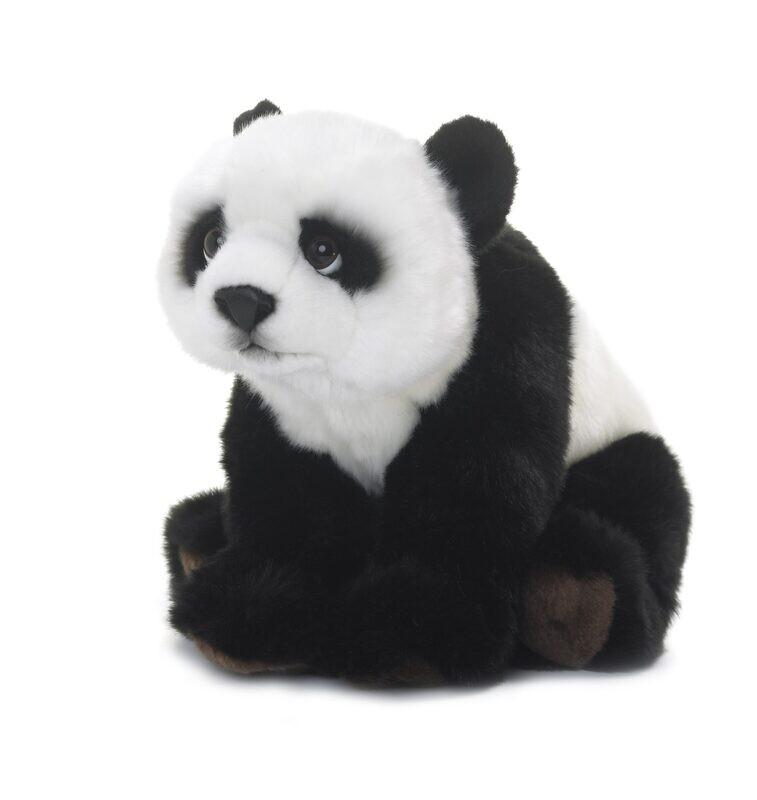 WWF Panda floppy – 15 cm – 6″