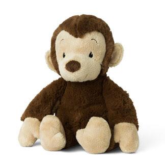 Mago the Monkey Brown – 23 cm – 9″