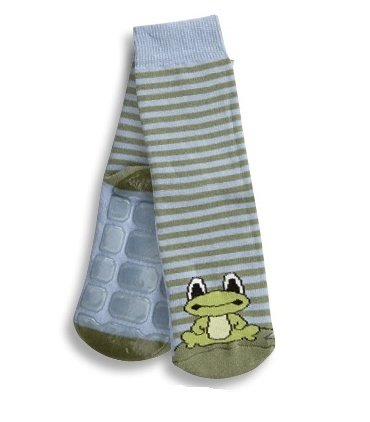 Rabbit the frog Slipper Sock