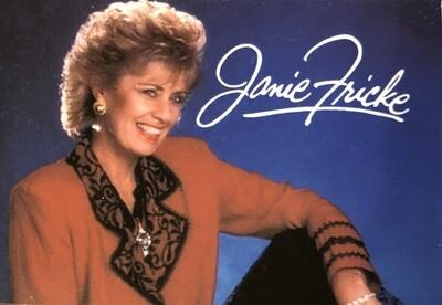 Janie Fricke Magnet