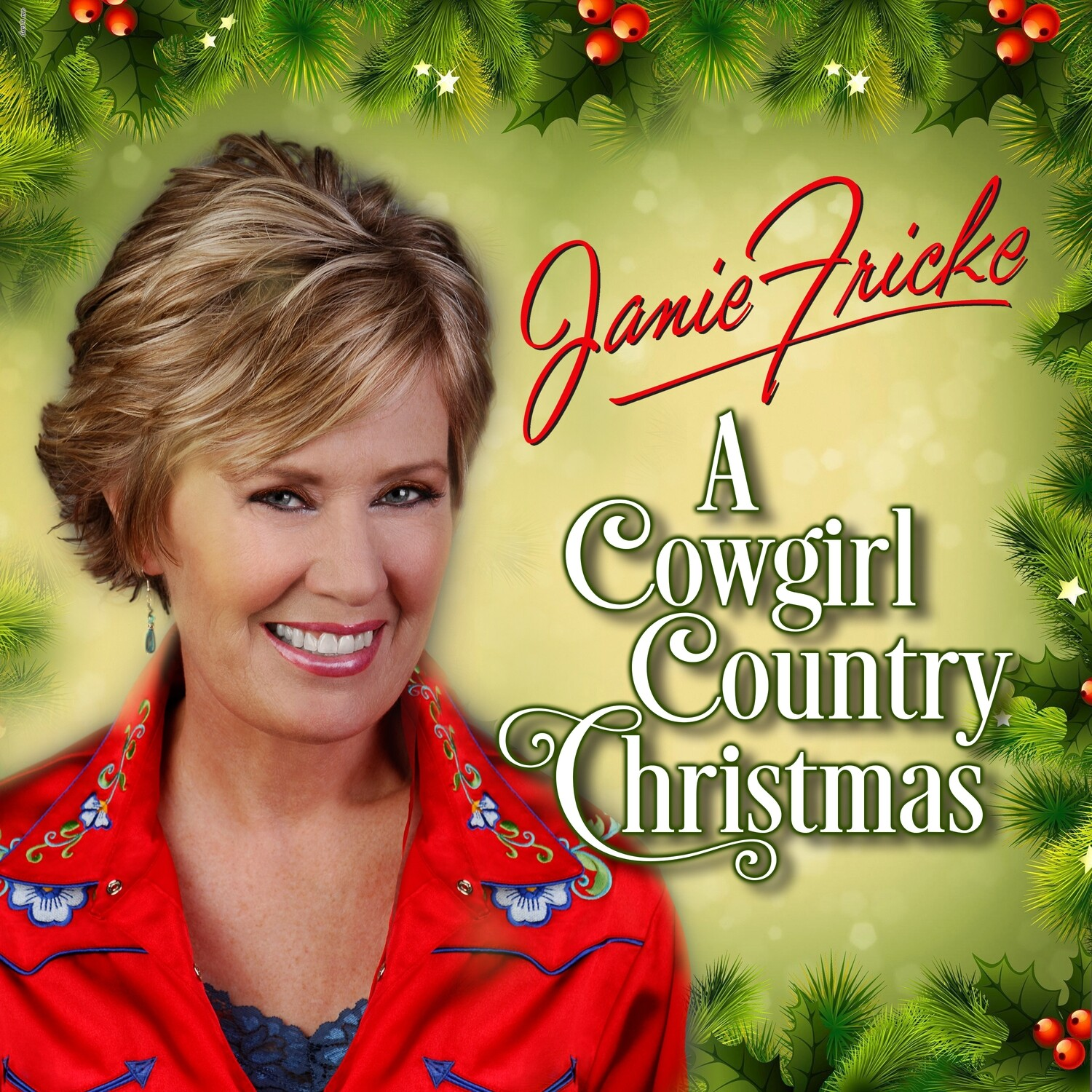 A Cowgirl Country Christmas - Autographed CD
