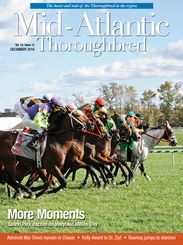 Mid-Atlantic Thoroughbred Subscription