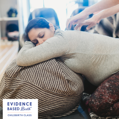 Evidence Based Birth® Childbirth Class - In-person + Online Hybrid