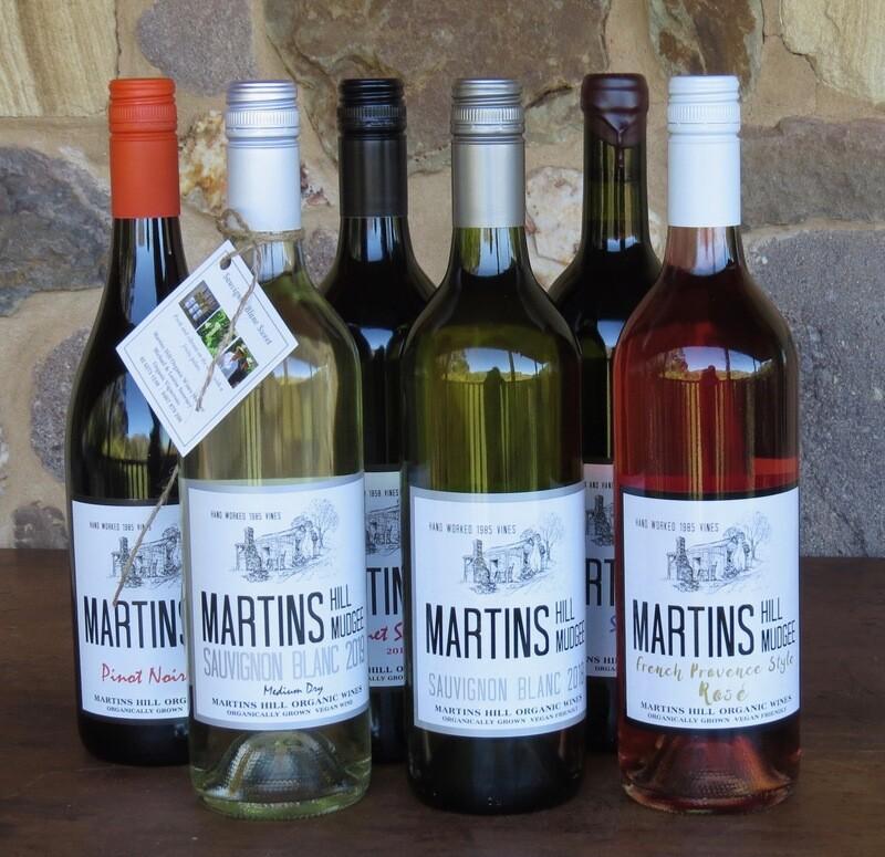 Mixed Box 6 bottles