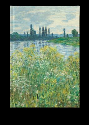 [027] Libreta Claude Monet, Orillas del Sena