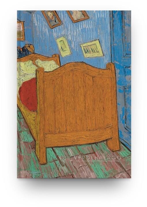 Libreta La habitación de Van Gogh [En existencia]