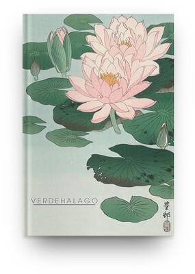 [016] Libreta Flor japonesa I de Ohara Koson
