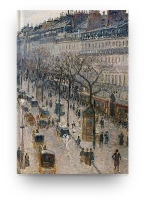 [014] Libreta Camille Pissarro Paris