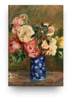 [044] Libreta Pierre-Auguste Renoir Rosas