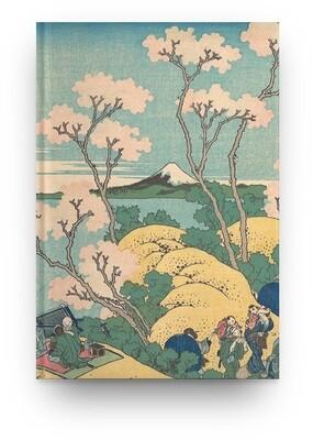 Libreta Katsushika Hokusai Fuji [En existencia]