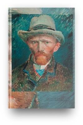 Libreta Autorretrato 02 de Van Gogh [En existencia]