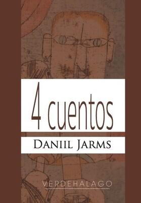 Daniil Jarms, 4 cuentos. Minilibro