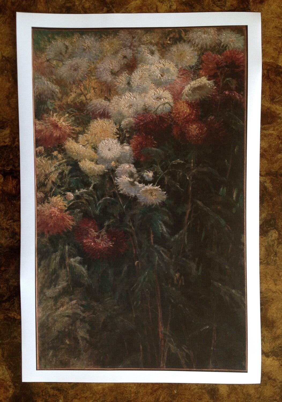 Flores, impresión [No incluye marco]