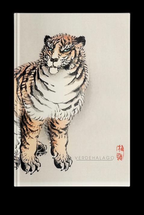 Libreta Tigre de Kōno Bairei
