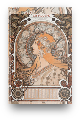 [024] Libreta Alphonse Mucha 01